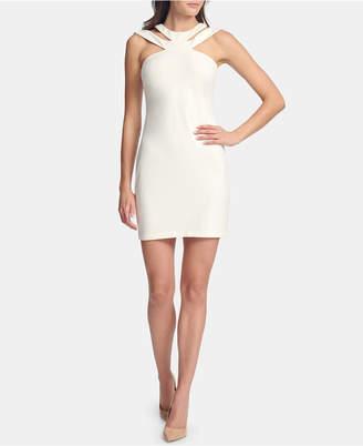 60487f1441f Guess Cut Out Dress - ShopStyle