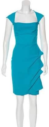 Chiara Boni Bodycon Sleeveless Dress