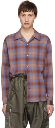 N.Hoolywood Red Check Shirt