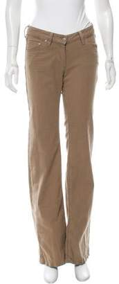 Etoile Isabel Marant Mid-Rise Wide-Leg Jeans w/ Tags