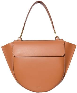 Wandler Hortensia Medium Bag in Caramel
