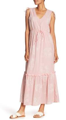 Joe Fresh Stripe Maxi Dress