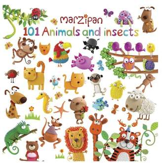 Frederick Robert Marzipan 101 Animals and Insects Padded Word Book, Plastic, Assorted
