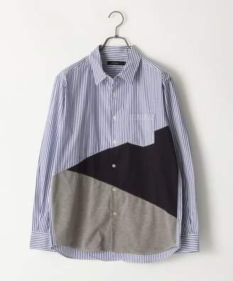 RAGEBLUE (レイジブルー) - ブロード切り替えシャツ