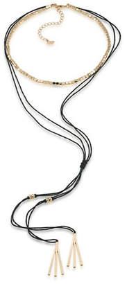 ABS by Allen Schwartz Tripod Multi-Strands Necklace