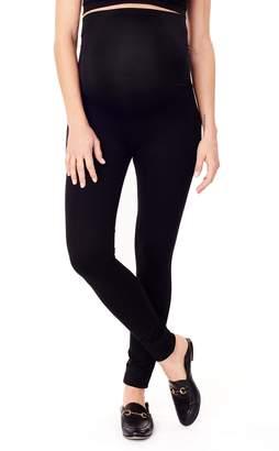 Ingrid & Isabel R) Ponte Knit Skinny Maternity Pants