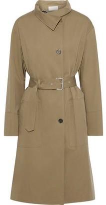 Vanessa Bruno Jarode Cotton And Wool-blend Gabardine Coat