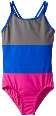 Nike Spiderback One-Piece Girl's Swimsuits One Piece