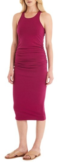 Women's Michael Stars Racerback Midi Dress 5