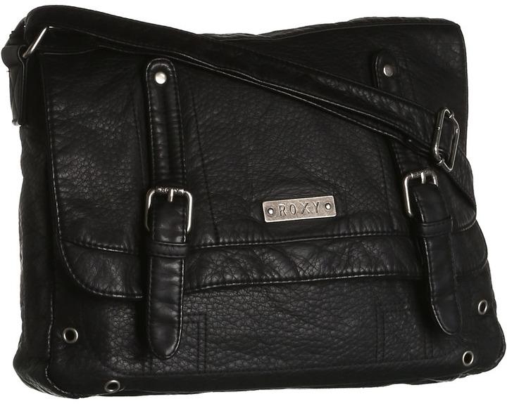 Roxy Still Free Crossbody (Black) - Bags and Luggage