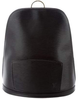 Louis Vuitton Epi Gobelins Backpack