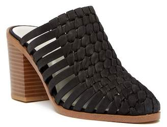 1 STATE 1.State Licha Leather Mule