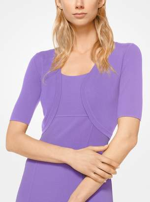 Michael Kors Merino Wool Shrug