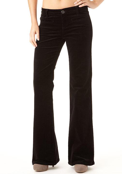 Alloy Spoon Jeans Corduroy Besom-Pocket Trouser