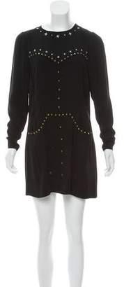 Isabel Marant Embellished Mini Dress