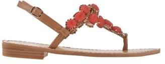 LE CAPRICCIOSE® Toe post sandal