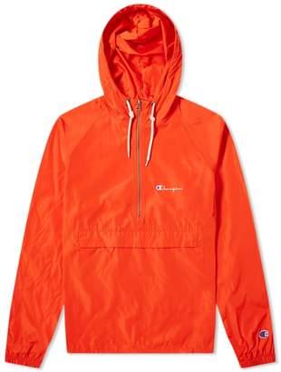 Champion Reverse Weave Duck Down Half Zip Pullover Jacket