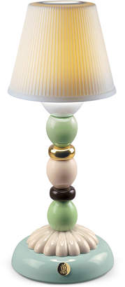 Lladro Palm Firefly Green Table Lamp
