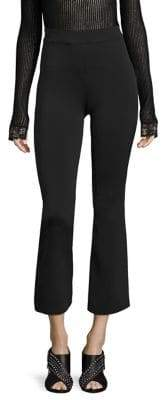 Helmut Lang Flared Scuba Pants