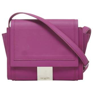 Maison Margiela Pink Leather Handbag