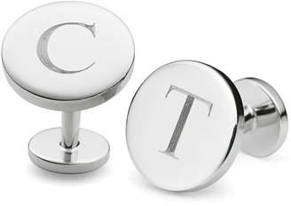 Charles Tyrwhitt Engraved Letter Cufflinks Size Q