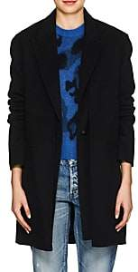 Rag & Bone Women's Kaye Wool-Blend Coat - Black