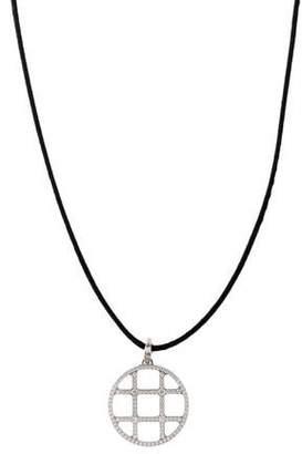 Cartier Diamond Pasha De Pendant Necklace