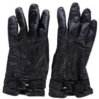 Sermoneta Gloves Leather Short Gloves