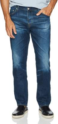 AG Adriano Goldschmied Men's Graduate Tailored Leg Das Denim Pant