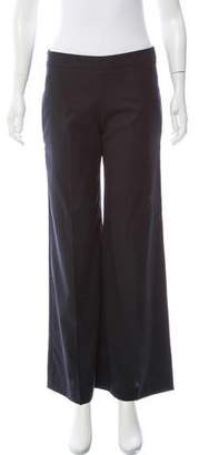 J.W.Anderson Mid-Rise Wide-Leg Pant