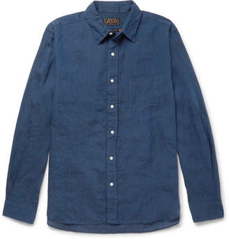 Beams Linen Shirt