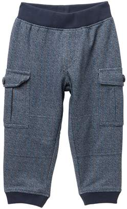 Tea Collection Harris Cuffed Cargo Pants (Baby Boys)