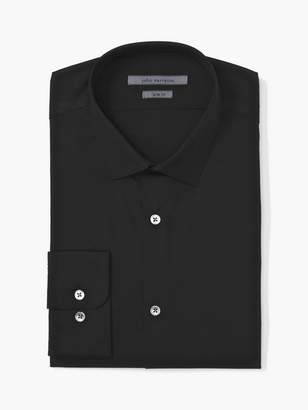 John Varvatos Slim Fit Dress Shirt With Stella Collar