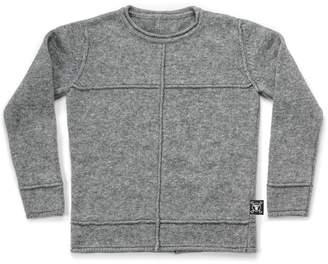 Nununu Youth Quilt Sweater