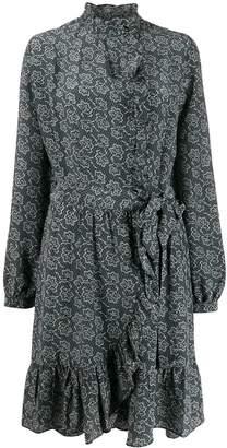 Vanessa Bruno floral shift dress