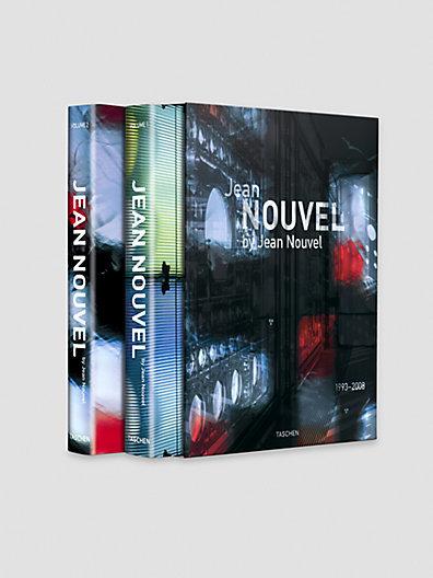 Taschen Jean Nouvel by Jean Nouvel, Complete Works 1970-2008