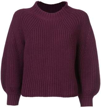 Apiece Apart chunky knit sweater