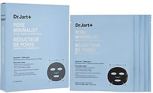 Dr. Jart+ Dr. Jart Set of 5 Minimalist Black CharcoalSheet Masks