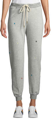 The Great The Cropped Drawstring Sweatpants