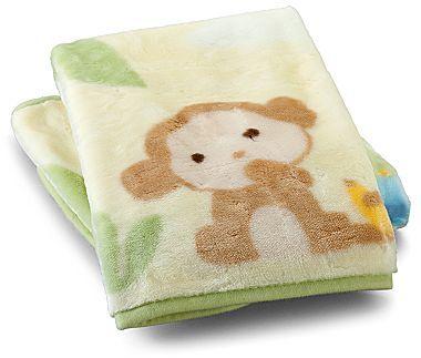 Carter's Ducky Snoozy Baby Blanket