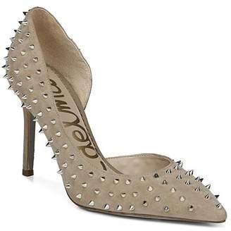 1a2699c482d0 Sam Edelman Women s Hadlee Pointed Toe Studded Pumps