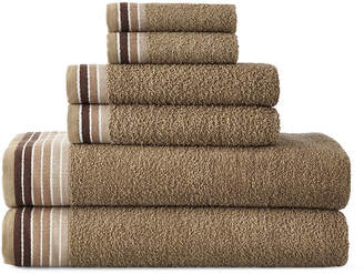 Home ExpressionsTM Ombre Stripe Bath Towels