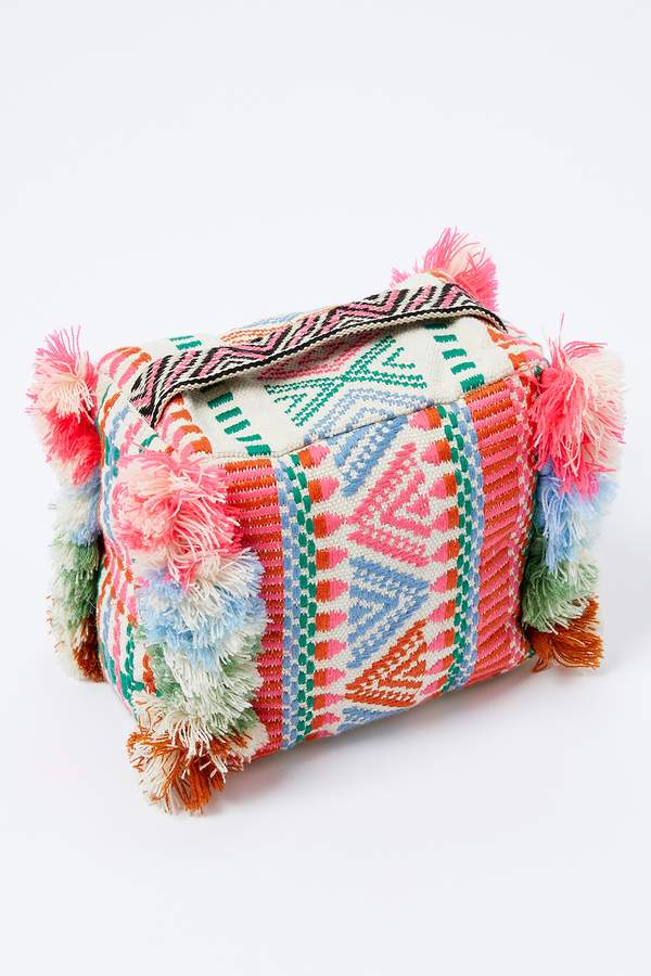 Monsoon Bright Tassel Doorstop