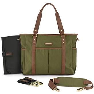 Timi & Leslie Classic Tote Diaper Bag (Serengeti)