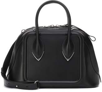 Alexander McQueen Pinter leather tote