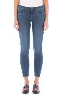 Fidelity Mila Ankle Zip Skinny Jeans