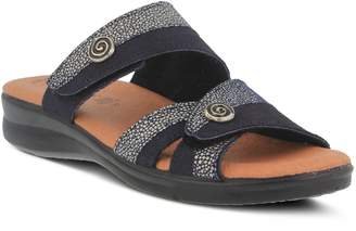 Spring Step Flexus By Flexus by Quasida Women's Slide Sandals