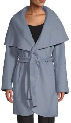 T Tahari Marla Handmade Coat