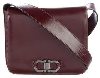 Salvatore Ferragamo Gancini Shoulder Bag $345 thestylecure.com