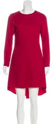 Nha Khanh Long Sleeve A-Line Dress